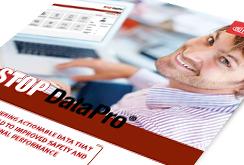 STOP DataPro® Brochure